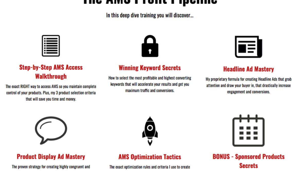 The-AMS-Profit-Pipeline